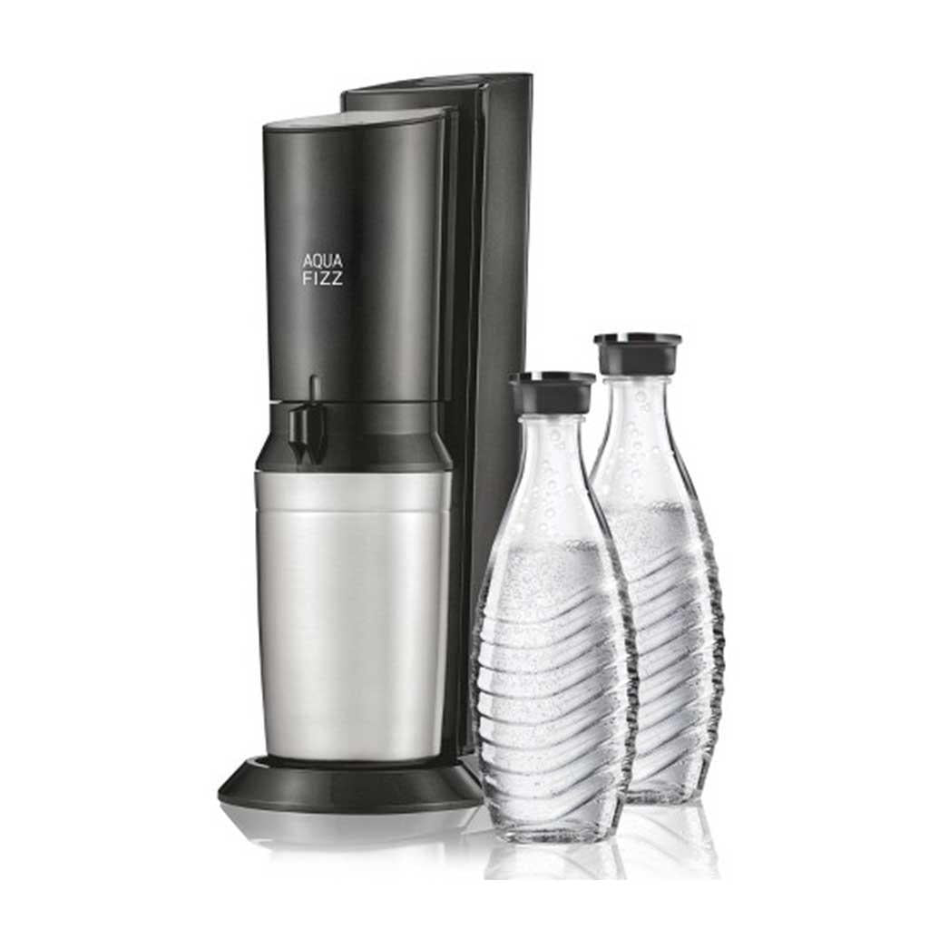 Sodastream Aqua Fizz Sparking Water Maker Glass Bottles