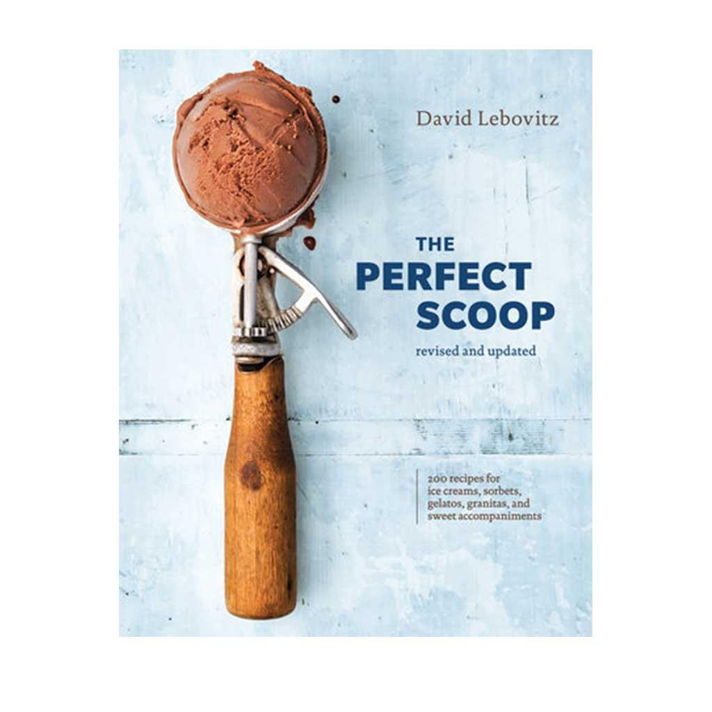 The Perfect Scoop, by David Lebovitz