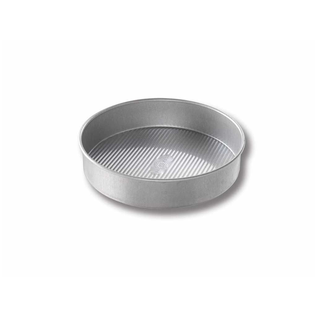 Round 8 inch Cake Pan by USA Pan