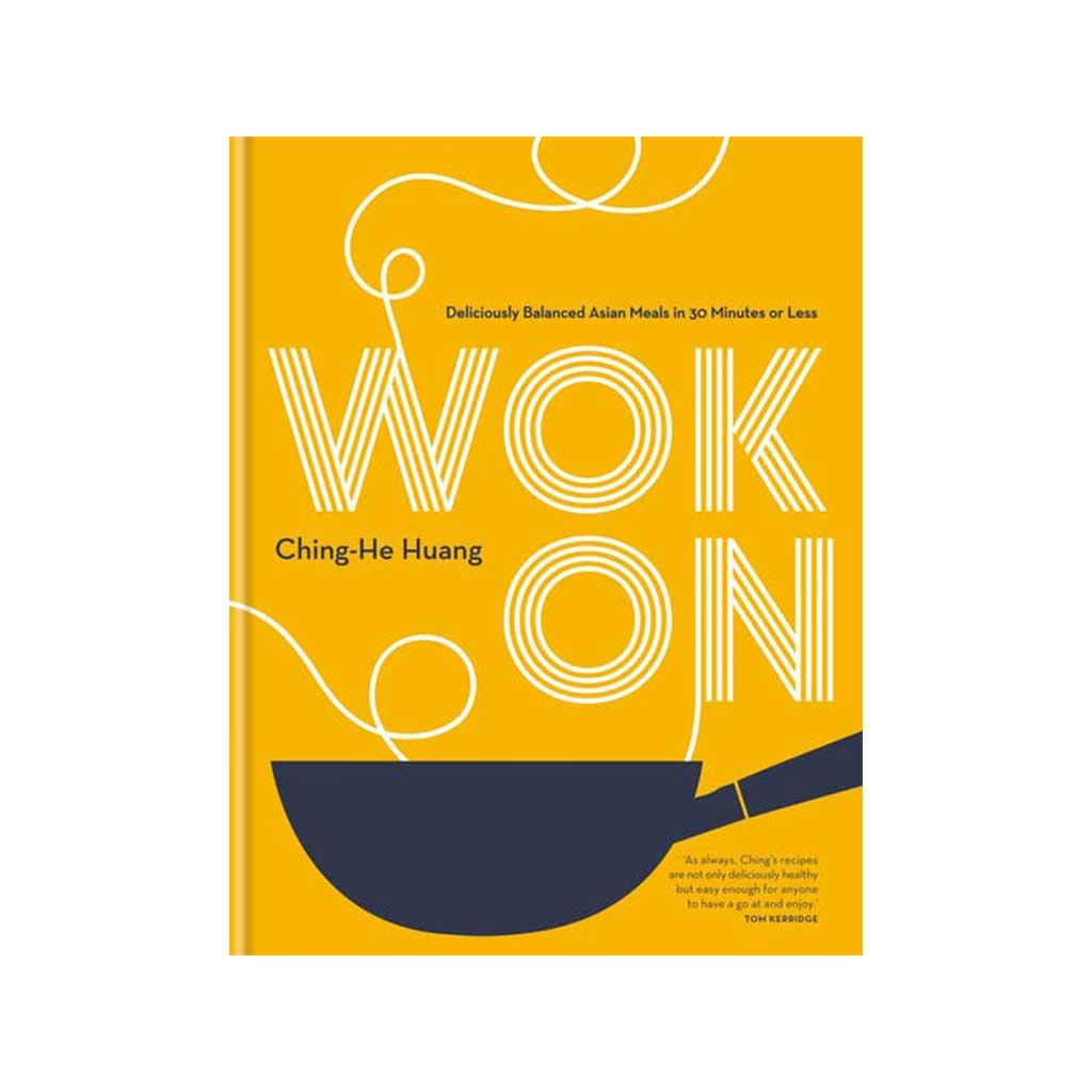 Wok On, by Ching-He Huang