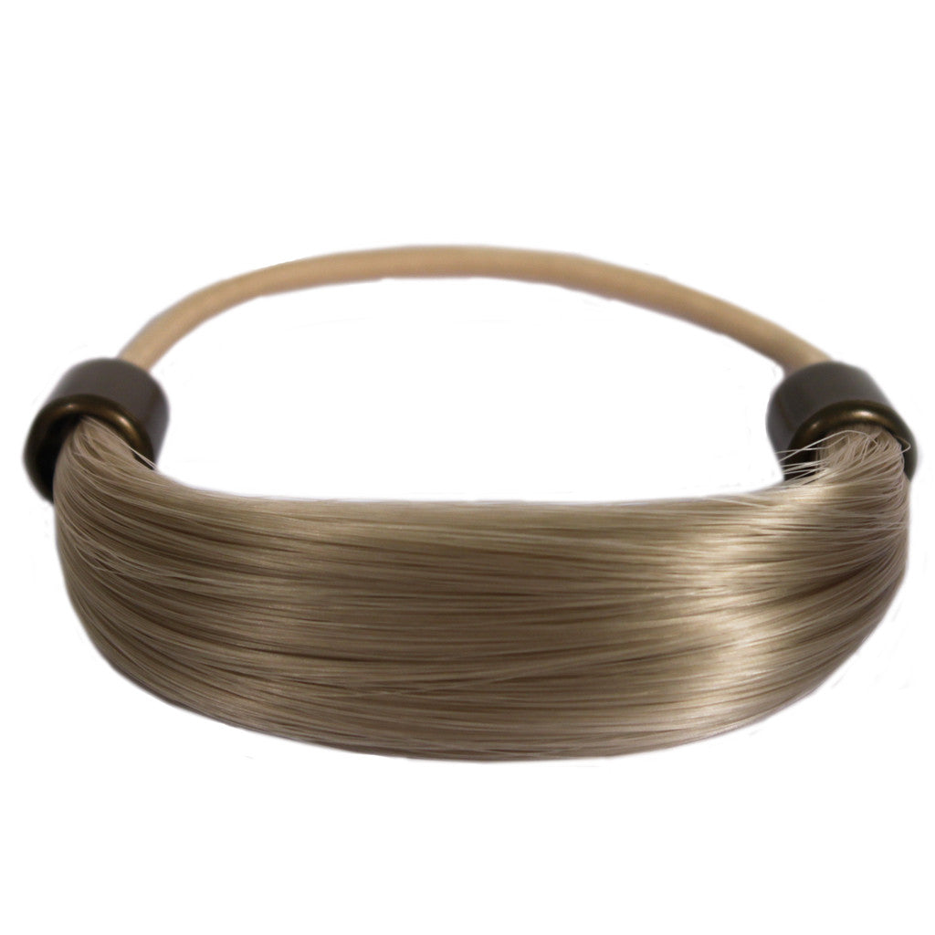 Mia® Tonytail® ponytail wrap- synthetic wig hair - blonde - patented by #MiaKaminski CEO of Mia® Beauty
