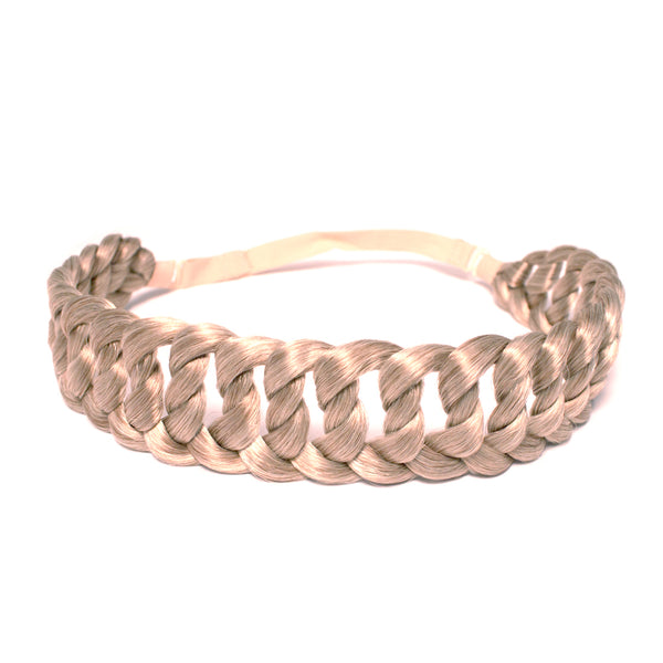 Chainlink Braidie Headband - Blonde