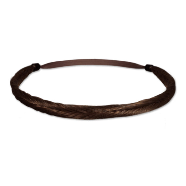 Fishtail Braidie® - Medium Brown