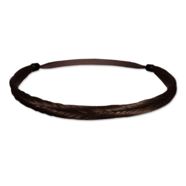 Fishtail Braidie® - Dark Brown