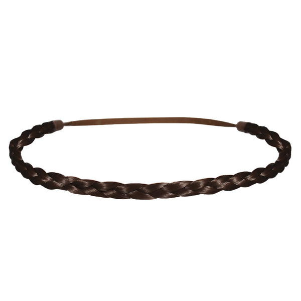 Thin Braidie® - Medium Brown