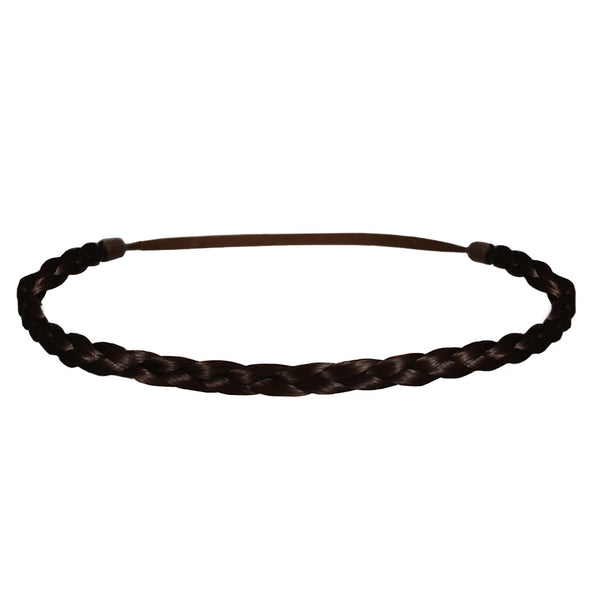 Thin Braidie® - Dark Brown