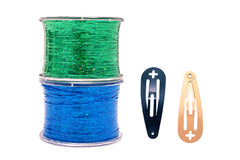 Bling String® - Hologram Blue + Green