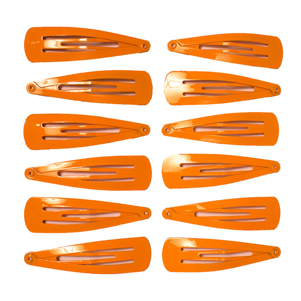 Snip Snaps® Glossy Metal - Orange