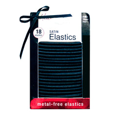 Satin Elastics - Black - MIA® Beauty