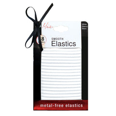 Smooth Elastics - White - MIA® Beauty