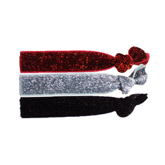 Tony Ties® Glitter - Red, Silver, Black - MIA® Beauty
