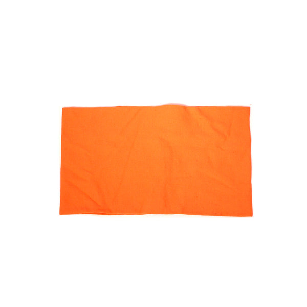 Super Soft Cloth Headband - Orange