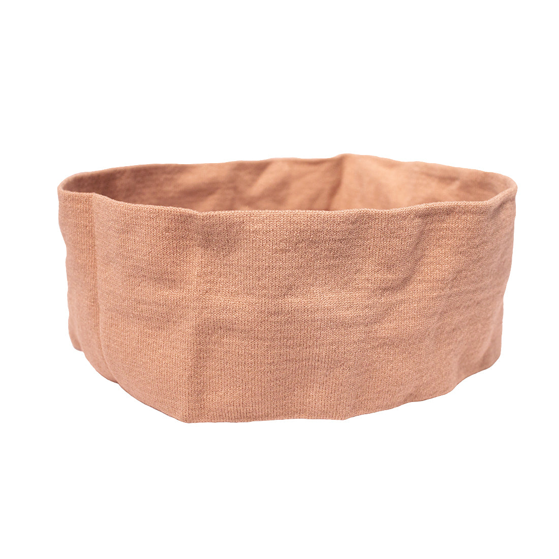 Crunchie Headband - Light Brown