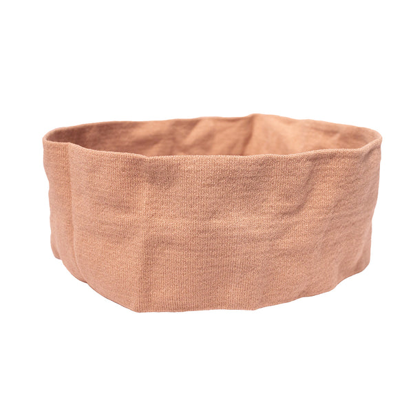 Cloth Headband - Tan