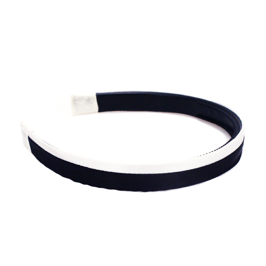 Mia® Color Block Headband - Black + White - #MiaKaminski #Mia #MiaBeauty #Beauty #Hair #HairAccessories #headbands #blackandwhiteheadband #lovethis #love #life #woman