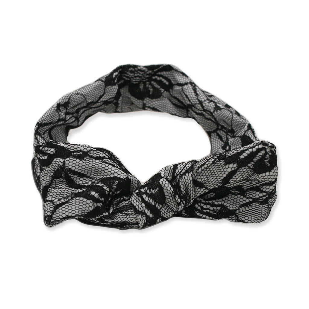 Mia® Bend-a-Roo™ - Black Lace - Mia Beauty #mia
