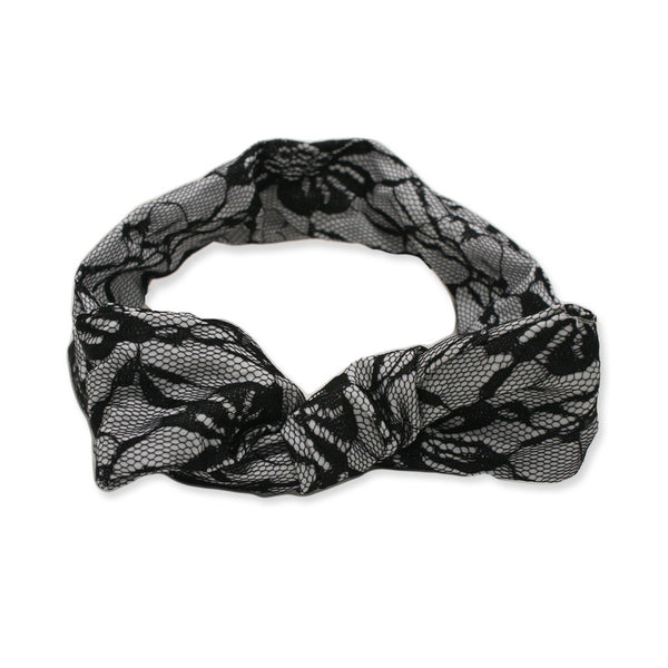 Bend-a-Roo™ - Black Lace