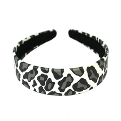 Leopard Print Headband - Mia Beauty - 2