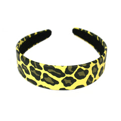 Leopard Print Headband - Mia Beauty - 3