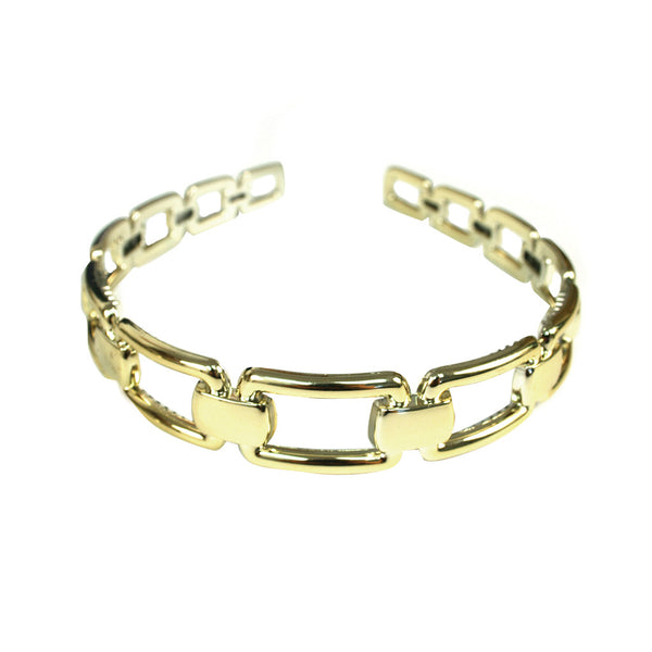 Chainlink Headband - Gold