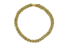 Mia® Metallic Braided Headband - gold color - #MiaKaminski #Mia #MiaBeauty #Beauty #Hair #HairAccessories #headbands #headwraps #lovethis #love #life #woman  #gold #metallic