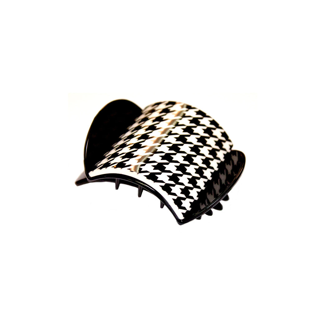 Super Clamp® - Houndstooth - Mia Beauty