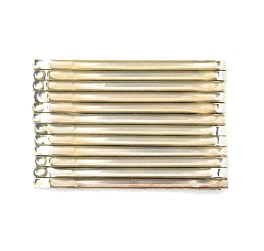 Bobby Pins - Gold (12) - Mia Beauty