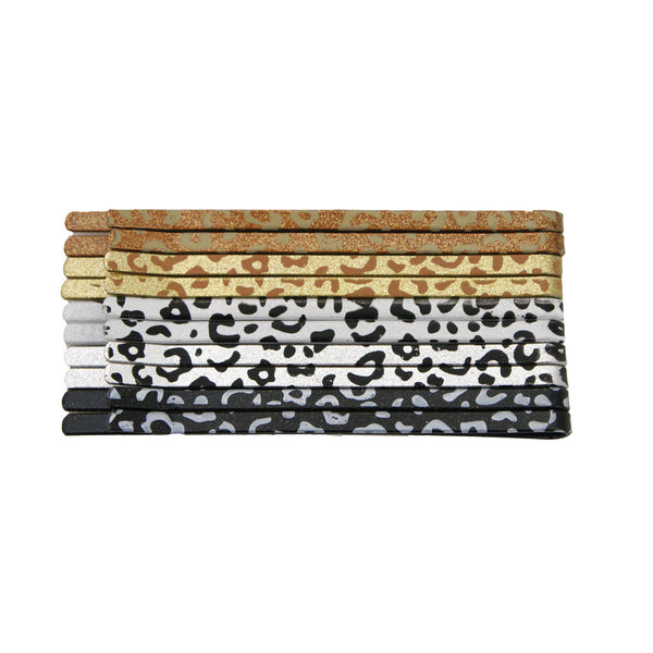 Bobby Pins - Leopard (10)