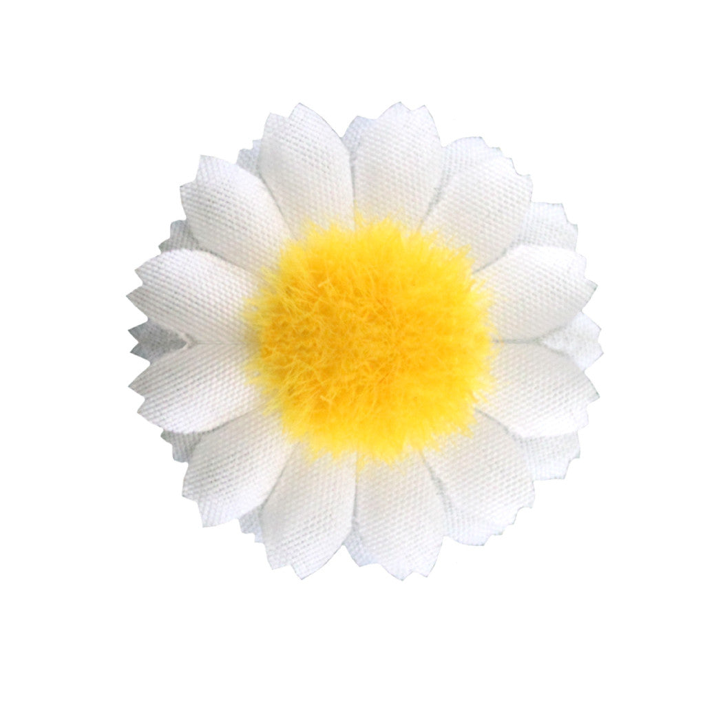 Mia® Hair Stickers® - White Daisies - invented by #MiaKaminski of Mia Beauty