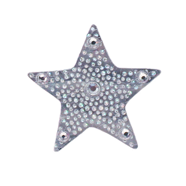Hair Stickers® - Silver Stars