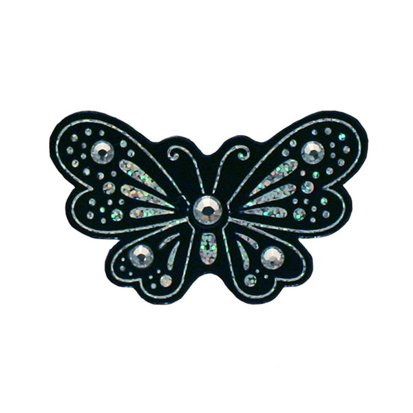 Hair Stickers® - Black Butterflies