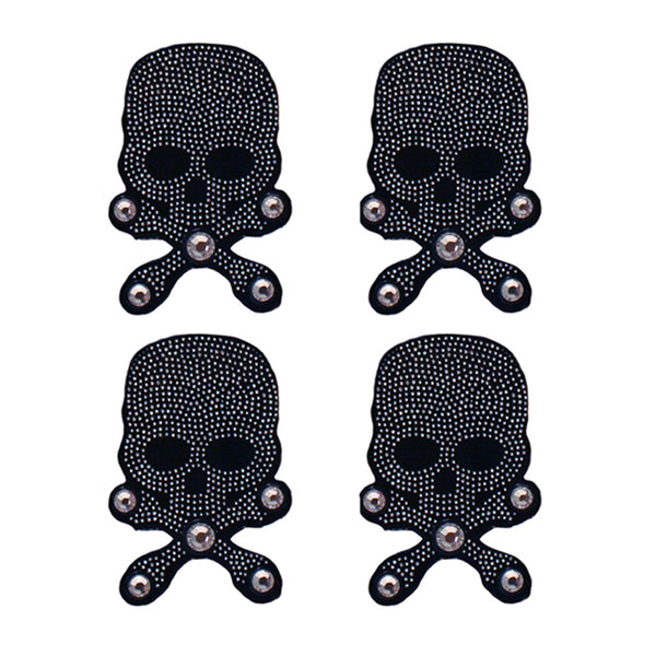 Hair Stickers® - Skulls + Crossbones