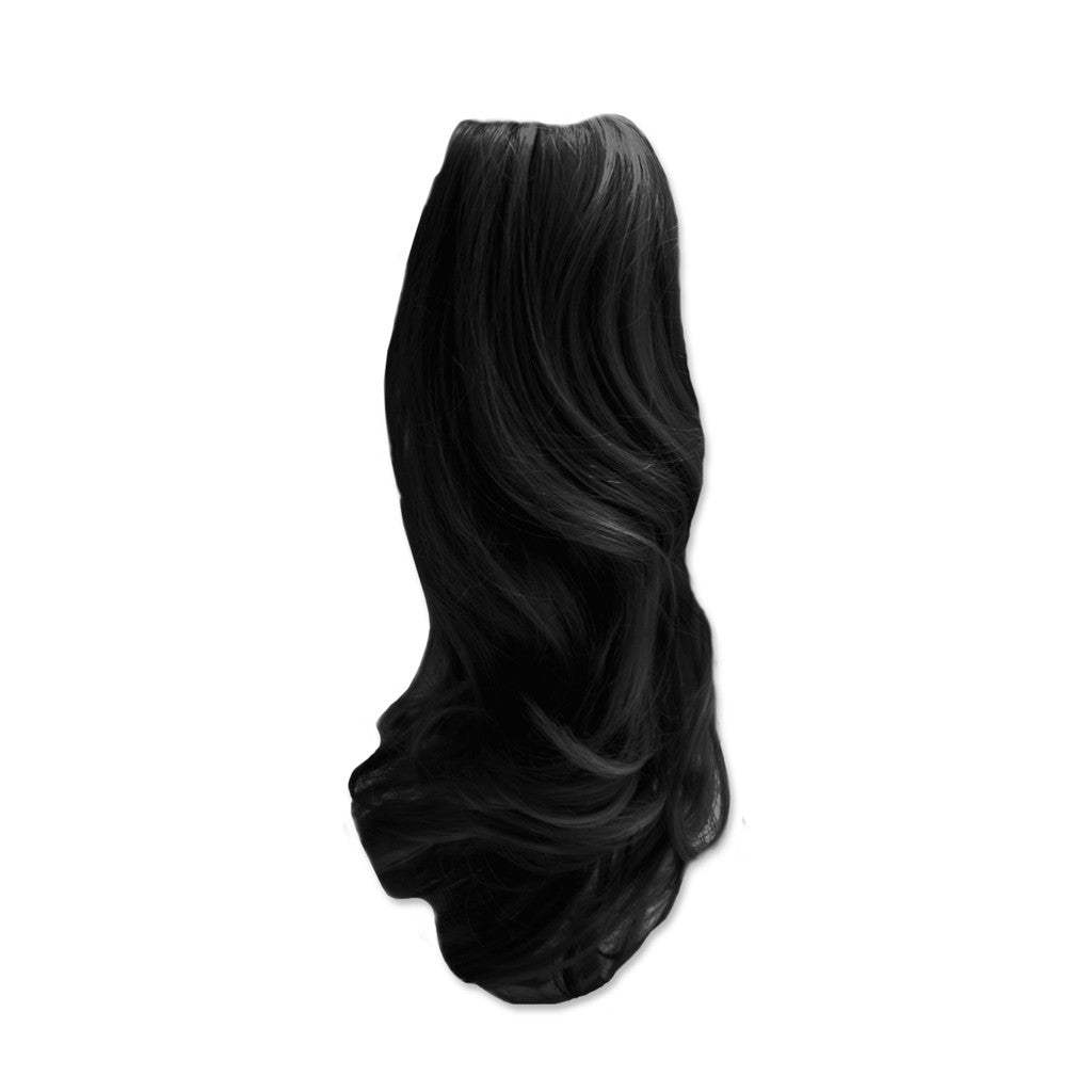 Clip-n-Pony® - Black - Mia Beauty