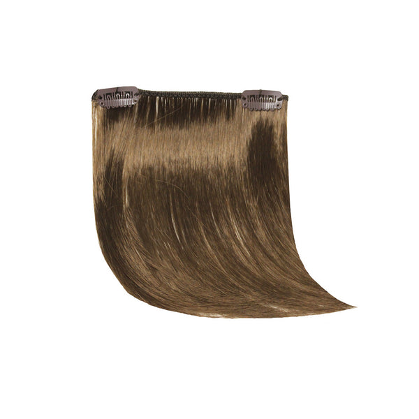 Clip-n-Side Bangs® - Light Brown