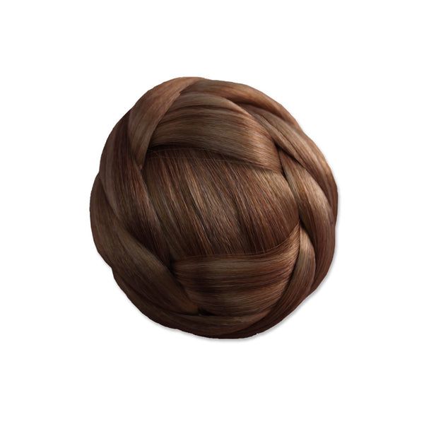 Clip-n-Bun® - Light Brown
