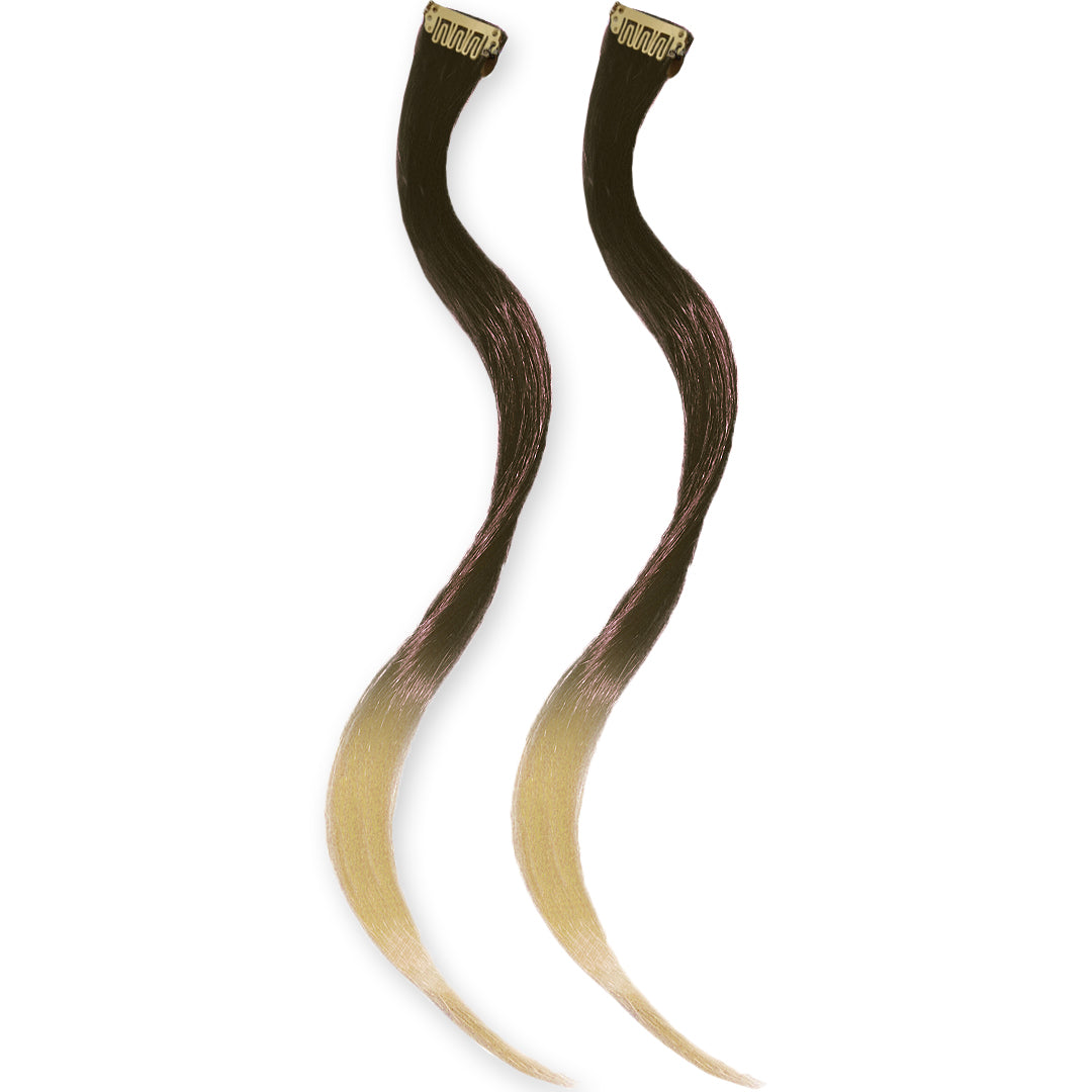 Clip-n-Dipped Ends® - Medium Brown to Blonde