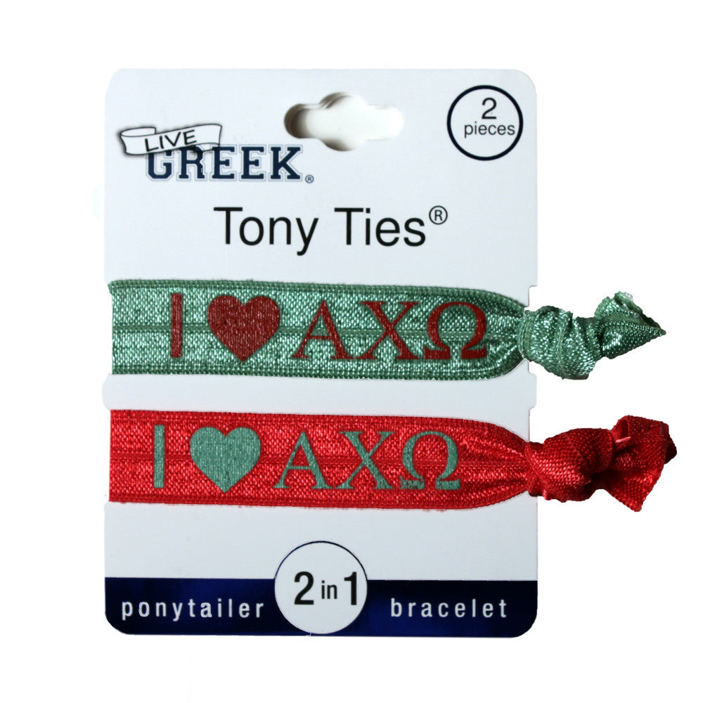 Tony Ties® - Alpha Chi Omega