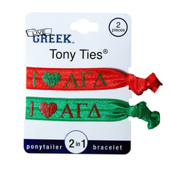 Tony Ties® - Alpha Gamma Delta