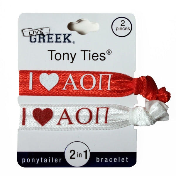 Tony Ties® - Alpha Omicron Pi