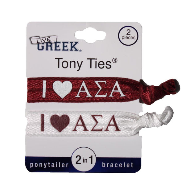 Tony Ties® - Alpha Sigma Alpha