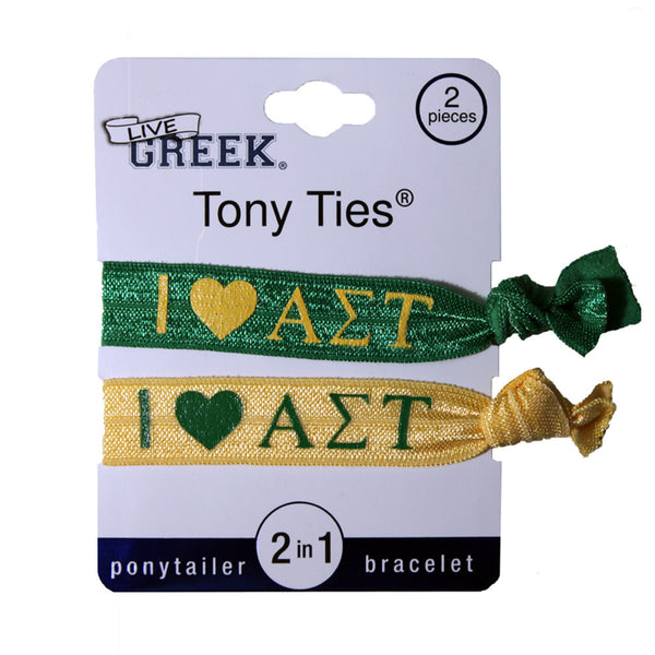 Tony Ties® - Alpha Sigma Tau