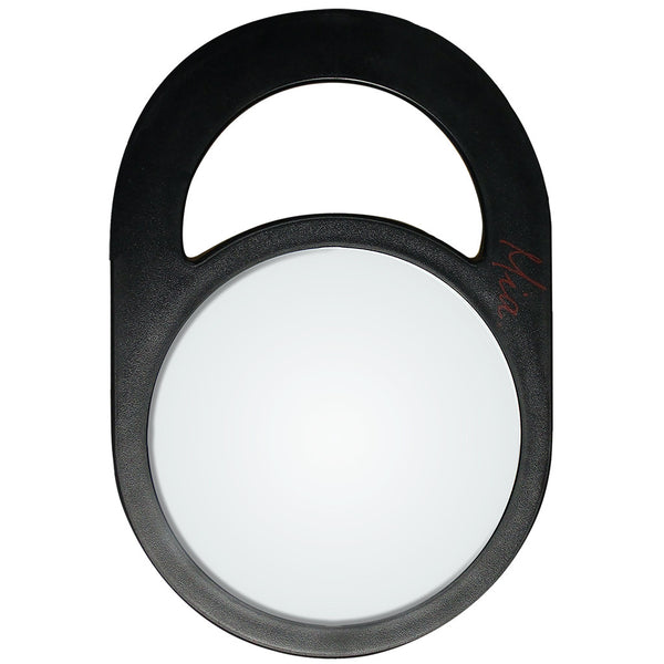 Handheld + Hanging Mirror - Black