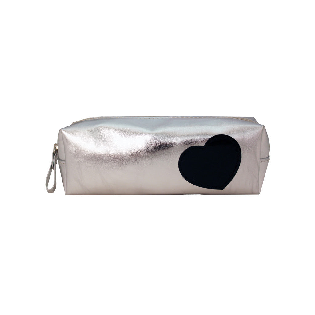 Cosmetic Small Brush Bag - Heart Collection - Mia Beauty - 1