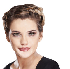 Mia®Ez-Twist hair styling tool - model braided hair - by #MiaKaminski of #MiaBeauty