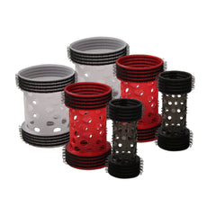 Holey Rollers™ - Medium/Large - 6 Pieces