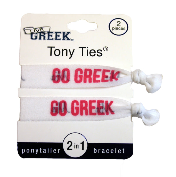 Tony Ties® - Go Greek