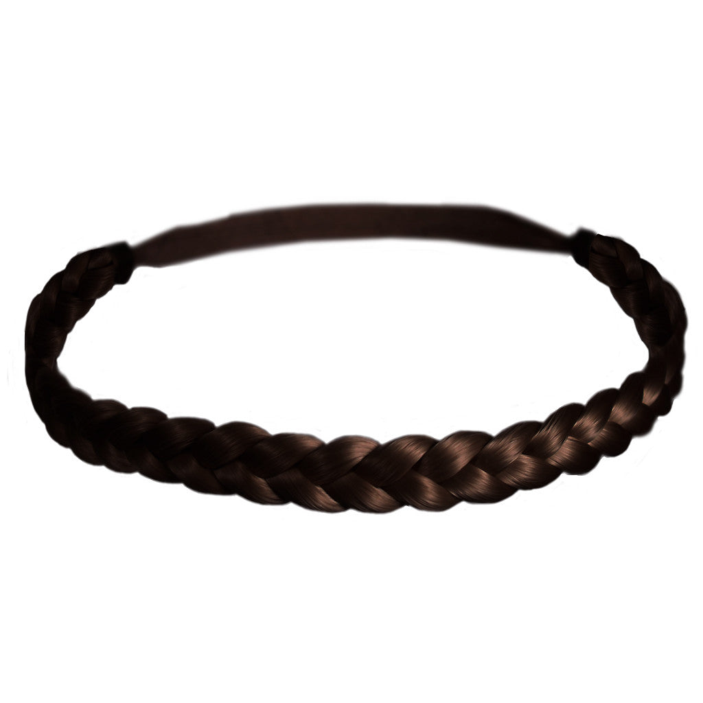Jumbo Braidie® - Dark Brown - MIA® Beauty - 1