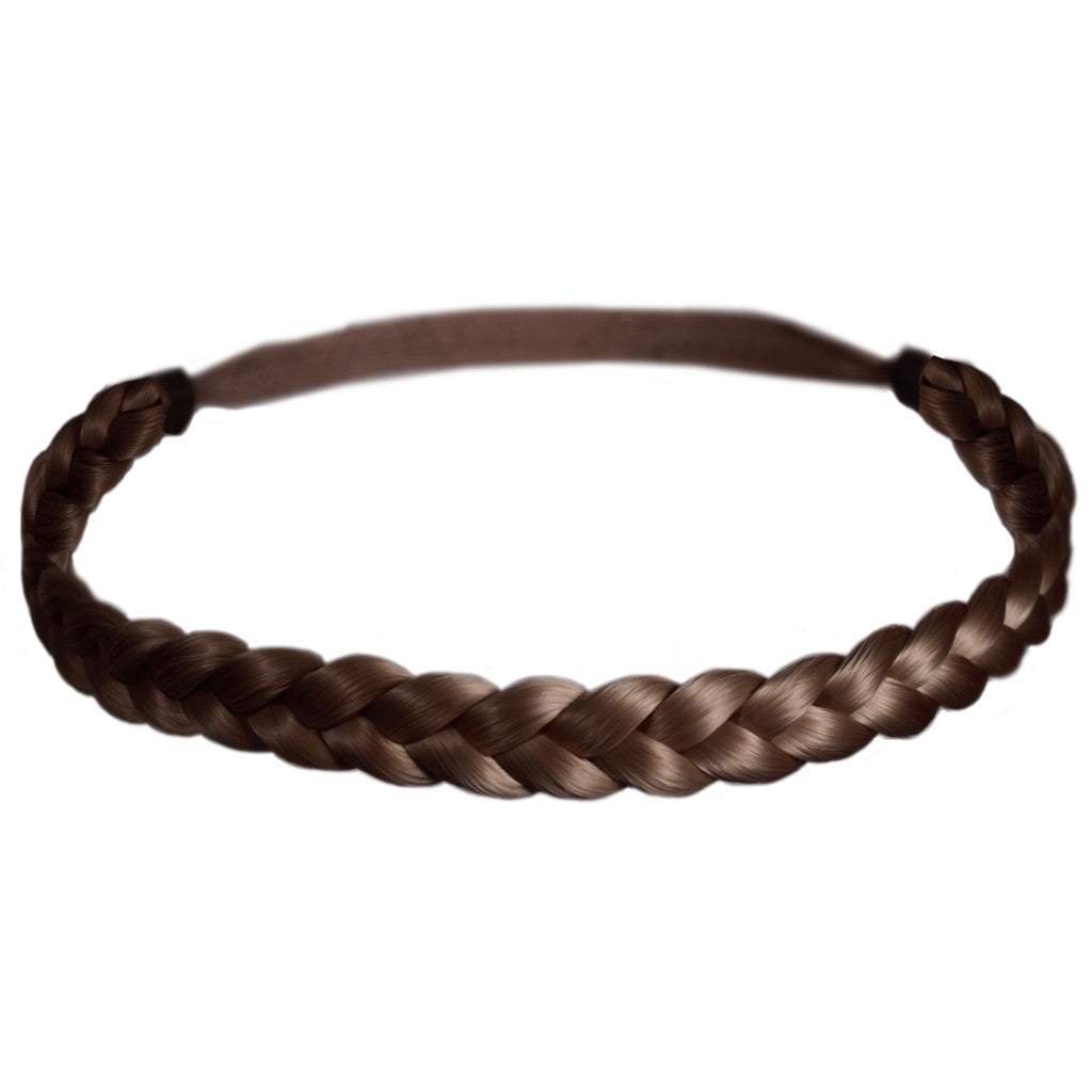 Jumbo Braidie® - Light Brown - MIA® Beauty - 1