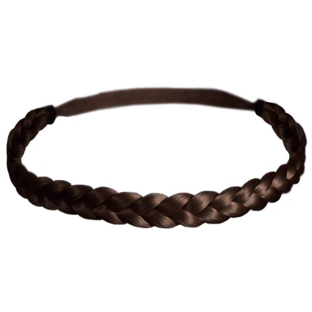 Jumbo Braidie® - Medium Brown - MIA® Beauty - 1