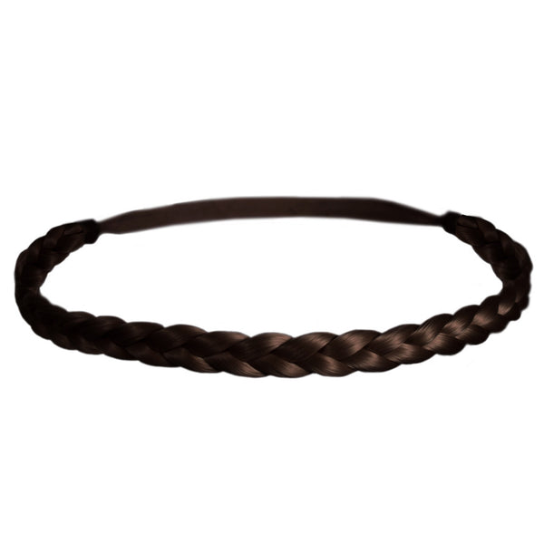 Thick Braidie® - Dark Brown